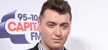 Howard Stern on Sam Smith: 'He's ugly, fat & gay & little girls worship him'