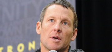 Lance Armstrong: If I could turn back time, I'd 'probably' dope again