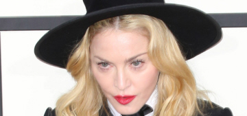 Madonna shades pop 'princesses': 'There's lots of pretty dresses around'