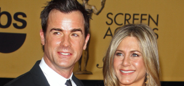 Will Jennifer Aniston change her name when she marries Justin Theroux?