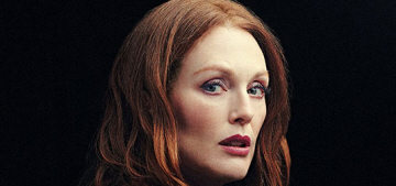 Julianne Moore doesn't believe in God: 'There is no 'there' there, it's all imposed'