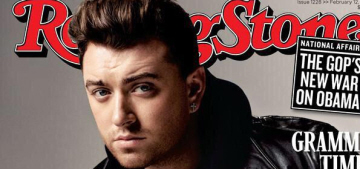 If Sam Smith wins 'Album of the Year', he'll give the Grammy to Beyonce