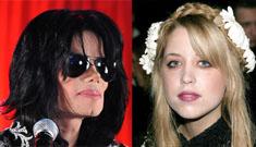 Peaches Geldof: Michael Jackson stroked me