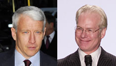 Tim Gunn & Anderson Cooper: secret 'fabulous' e-mail buddies