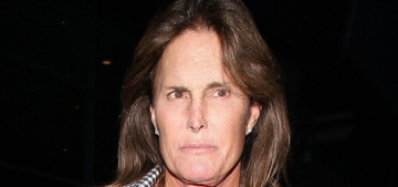 """""""Bruce Jenner's transformation is being made into a reality show"""" links"""
