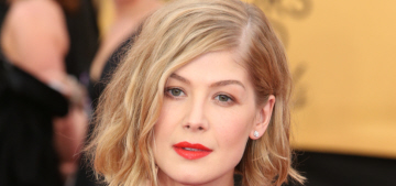 Rosamund Pike & Chelsea Clinton's friendship ended because of Obama