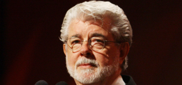 George Lucas throws shade at comic book movies, cat videos (shots fired!)