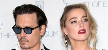 Page Six: Johnny Depp & Amber Heard will marry in one week