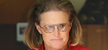 People Mag: Bruce Jenner 'is transitioning to a woman… he is finally happy'