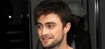 Daniel Radcliffe deemed 'not marketable' without his English accent: true?