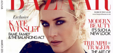 Kate Winslet on whether she's ever had Botox or fillers: 'Oh f–k no!  No!'
