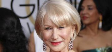 """Dame Helen Mirren brought fierce elegance to a NYC subway"" links"