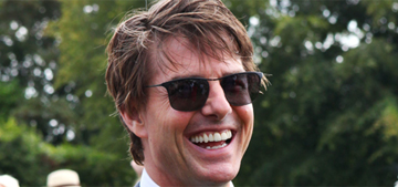 Tom Cruise will gain weight to play a 300 pound pilot: Oscarworthy?