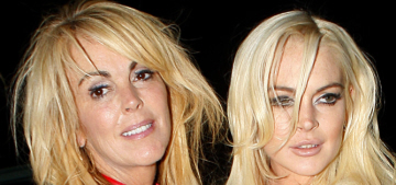 Lindsay & Dina Lohan are suing Fox News for saying they do coke together