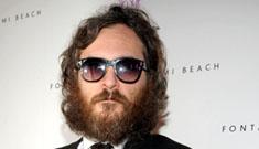 Joaquin Phoenix's tour of lunacy continues, assaults audience member