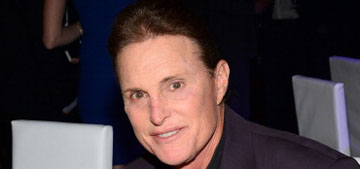 Bruce Jenner's transition covers People: 'He Is Finally Happy'