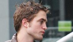 Robert Pattinson says he popped valium before Twilight audition
