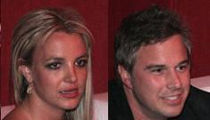 Britney's secret boyfriend, agent Jason Trawick