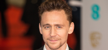 Tom Hiddleston goes solo at the BAFTAs: is he still your favorite?