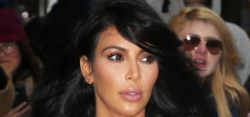 Kim Kardashian on her job: 'Ask my f–king bank account what I do'