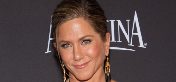 Jennifer Aniston, the #1 Snubbed, is going to present at this year's Oscars