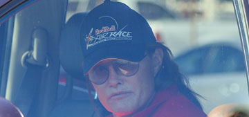 Bruce Jenner caught driving and illegally talking on a cell phone: so careless?