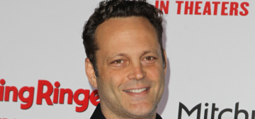 Vince Vaughn, libertarian, thinks affirmative action is 'racism'