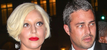 Lady Gaga & Taylor Kinney got engaged on V-Day, see her diamond ring