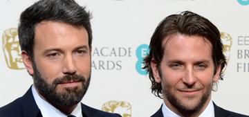 Bradley Cooper namedrops actors who support his Oscar run: bad form?