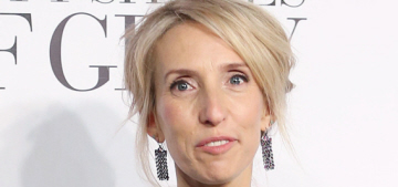 Sam Taylor Johnson 'wants out' of the 'Fifty Shades' franchise, apparently