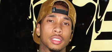 Tyga on Kylie Jenner: If you hang out 'in black culture, you're smashing'