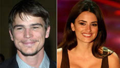 Josh Hartnett: renting a house for Penelope or moving on?