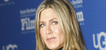THR Oscar voter: 'I'm not sorry that Jennifer Aniston isn't nominated'