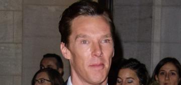 Benedict Cumberbatch's best man was not Tom Hiddleston, it was a uni mate