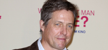 Hugh Grant claims he hasn't watched p0rn in three years: 'I went cold turkey'