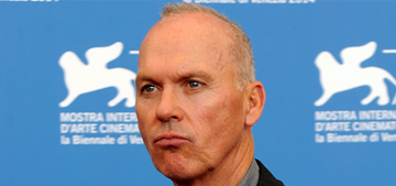 Michael Keaton: 'Keep your eye on the ball, don't be a baby, don't whine'