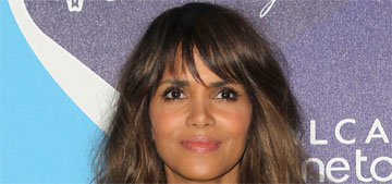 Halle Berry in David Koma at the Unite:4humanity event: hot or boring?