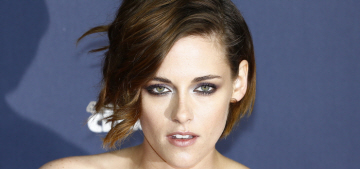 Kristen Stewart wore Chanel, won a Cesar Award in France: cute or tragic?