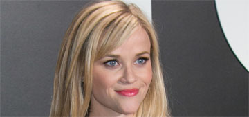 Reese Witherspoon at the Tom Ford LA event: frumpy or cute?