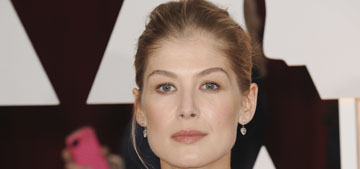 Rosamund Pike vs. Jessica Chastain at the Oscars: who had the better Givenchy?