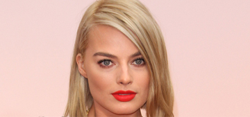Margot Robbie in Saint Laurent at the Oscars: sultry or too underdone?