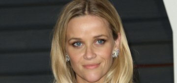 Reese Witherspoon in Tom Ford at the Oscars: lovely or tedious?