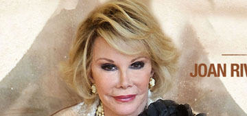 Why wasn't Joan Rivers included in the In Memoriam segment at the Oscars?