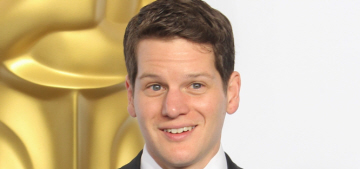 Oscar-winning screenwriter Graham Moore: 'I'm not gay,' just a proud 'weirdo'