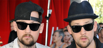 Benji Madden tattooed a giant 'Cameron' on his chest: terrible or sweet?