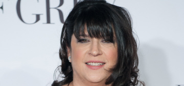 E.L. James is desperate for an invitation to this year's Met Gala: why not?