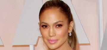 Bennifer 1.0: Ben Affleck & Jennifer Lopez flirted with each other at the Oscars
