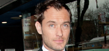 Jude Law came very close to being cast as Superman in 2002: what?!