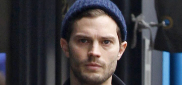 Jamie Dornan is 'delighted' with the success of 'FSOG', will return for sequel