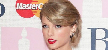 Taylor Swift in dragon-y Cavalli at the BRIT Awards: Targaryen Realness?